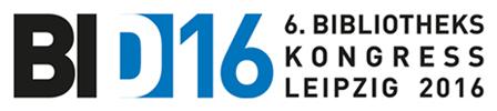 BID Kongress 2016 in Leipzig