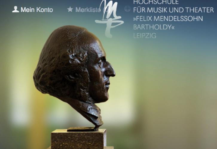 Neuer Katalog der HMT Leipzig implementiert fachspezifische Besonderheiten